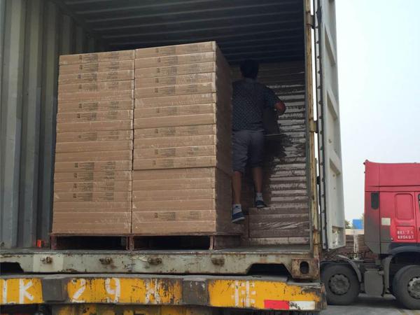 PVC贴面板国外发货