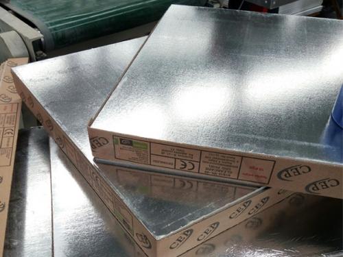 PVC贴面板
