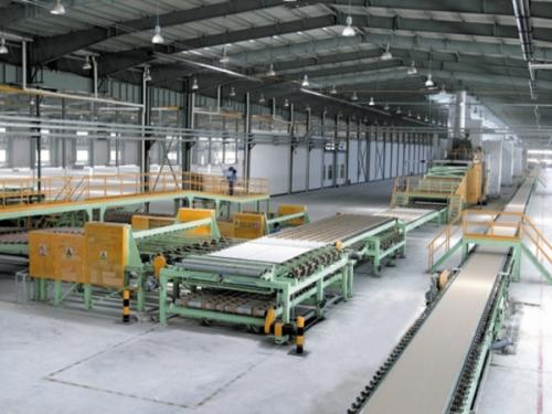 石膏板生产设备