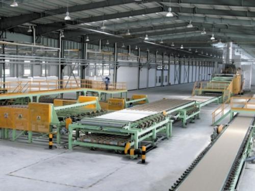 全自动纸面石膏板生产设备