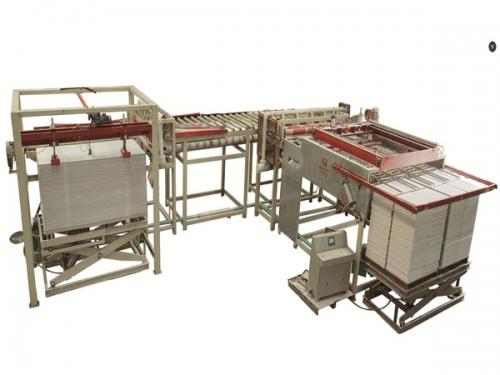 自动锯板机